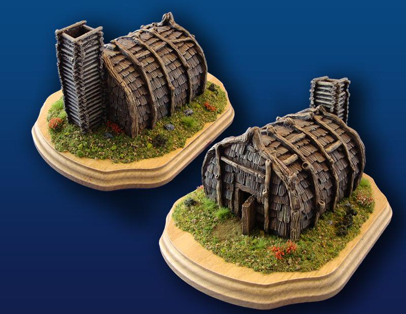 longhouse britanic Acheson creation