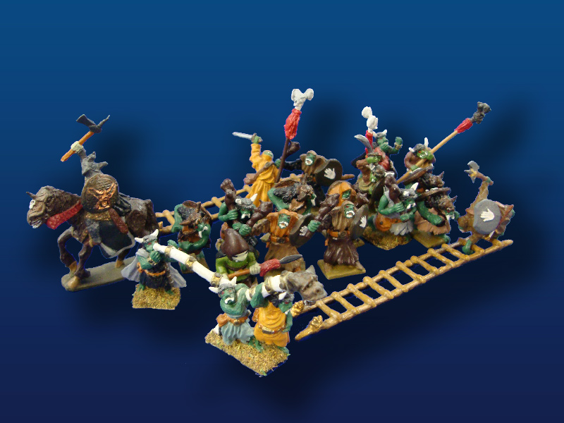 25mm  Heritage Orcs  (21)