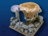 Mushroom Cavern Straight Wall Type#2- 2 inches by 4 inches