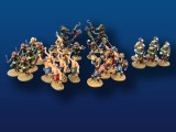 28MM  Ral Partha Elves, Dwarves & Empire of the Petal Throne