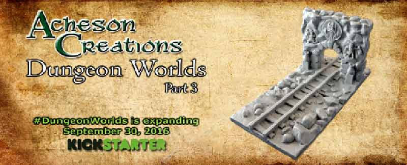Dungeon Worlds Part 3