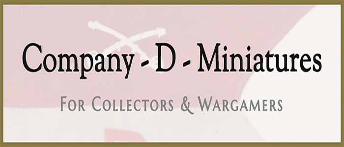 Company D Miniatures - UK