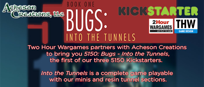 Bugs: Into the Tunnels