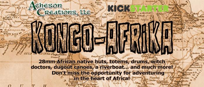 Kongo Afrika