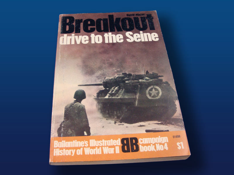 Ballantine Books:   Breakout: Drive to the Seine