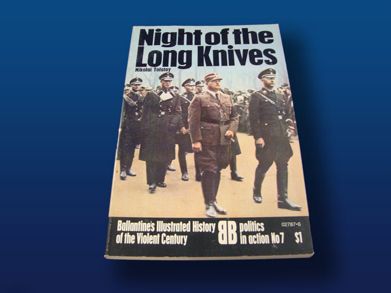 Ballantine Books:   Night of the Long Knives