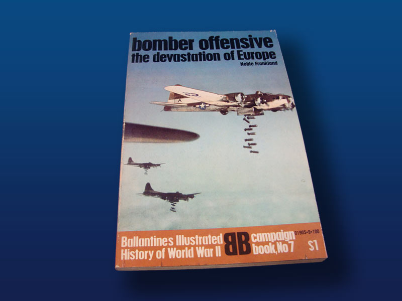 Ballantine Books:   Bomber Offensive: the Devastation of Europe