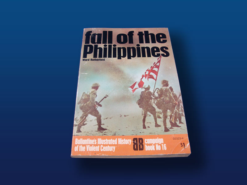 Ballantine Books:   Fall of the Philippines