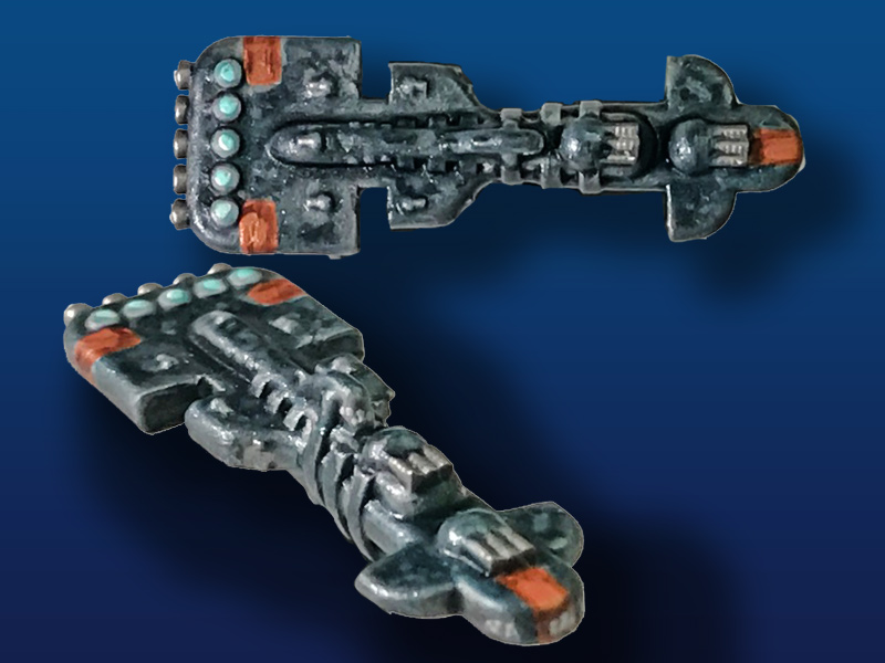 Imperium Empire's Hand class Heavy Cruiser