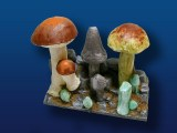 Mushroom Cavern Straight Wall Type#1 - 2 inches by 4 inches