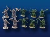 Halflings miniatures 5-pack